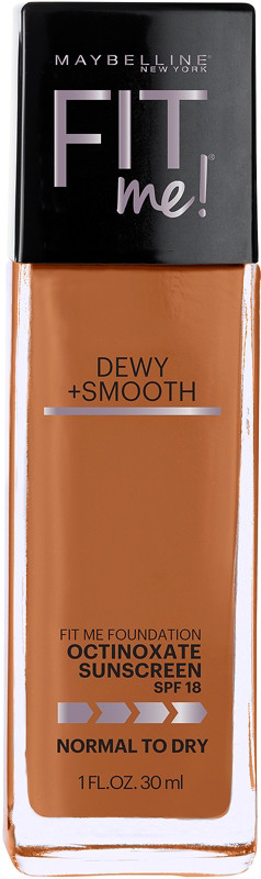 Fit Me Dewy + Smooth Foundation - Coconut