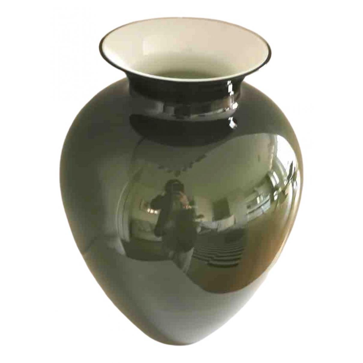 Venini By Carlo Scarpa \N Accessoires und Dekoration in  Gruen Glas