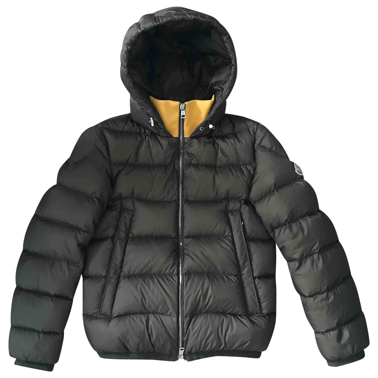 Moncler Hood Green coat  for Men 0 0 - 6