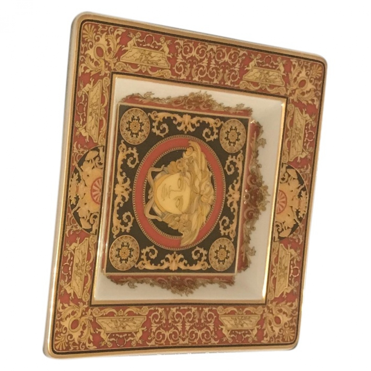 Versace \N Accessoires und Dekoration in  Bunt Keramik