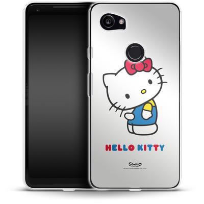 Google Pixel 2 XL Silikon Handyhuelle - Hello Kitty von Hello Kitty