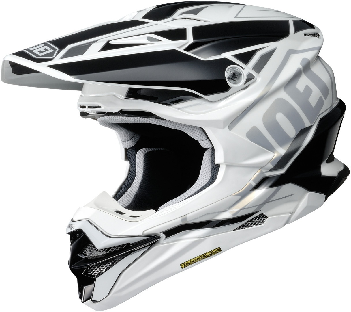 Shoei VFX-WR Allegiant TC-6 Casco Motocross L