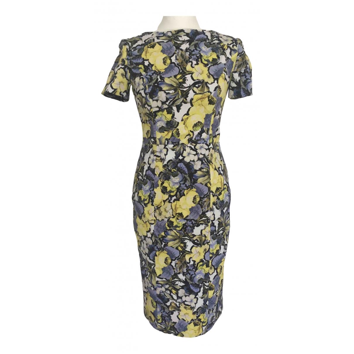Erdem \N Kleid in  Bunt Baumwolle - Elasthan