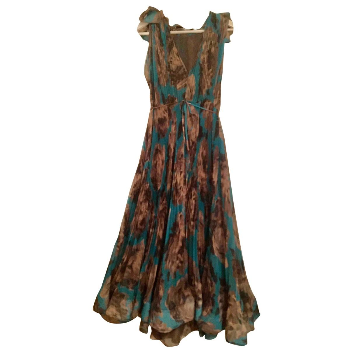 Stella Mccartney \N Kleid in  Bunt Polyester