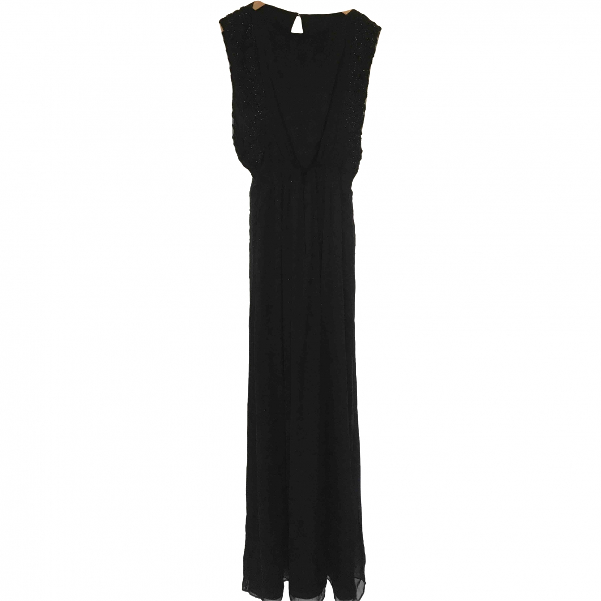Hoss Intropia \N Black dress for Women 40 FR