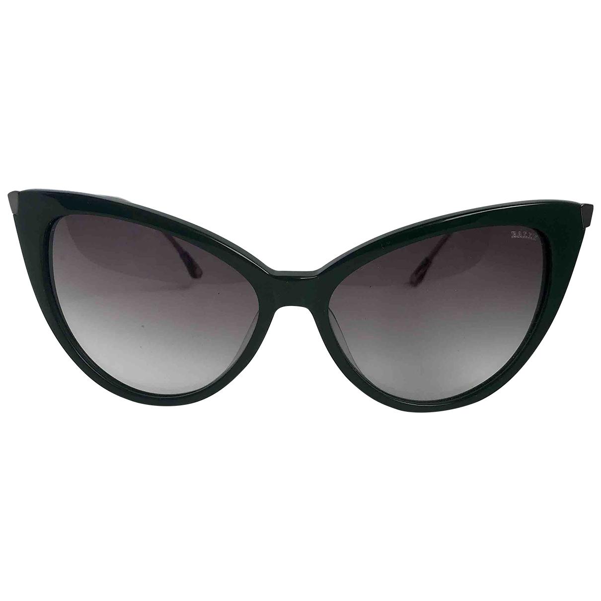 Bally \N Sonnenbrillen in  Gruen Kunststoff