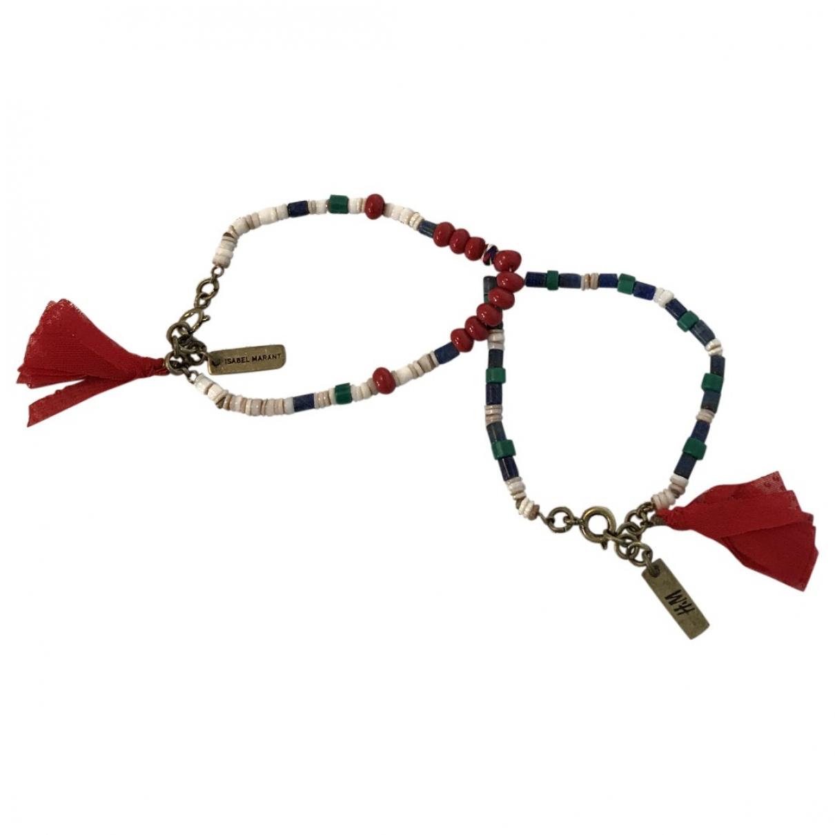 Isabel Marant Pour H&m - Bracelet   pour femme en perles - multicolore