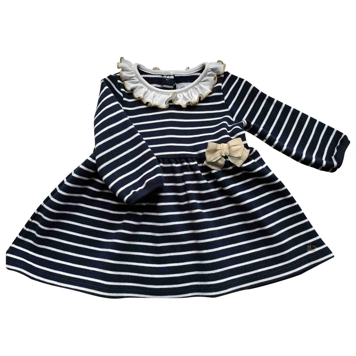Petit Bateau \N Multicolour Cotton dress for Kids 18 months - up to 81cm FR