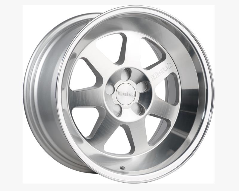 Klutch Silver ML7 17x9 4x100 | 4x114.3 0 | 15mm