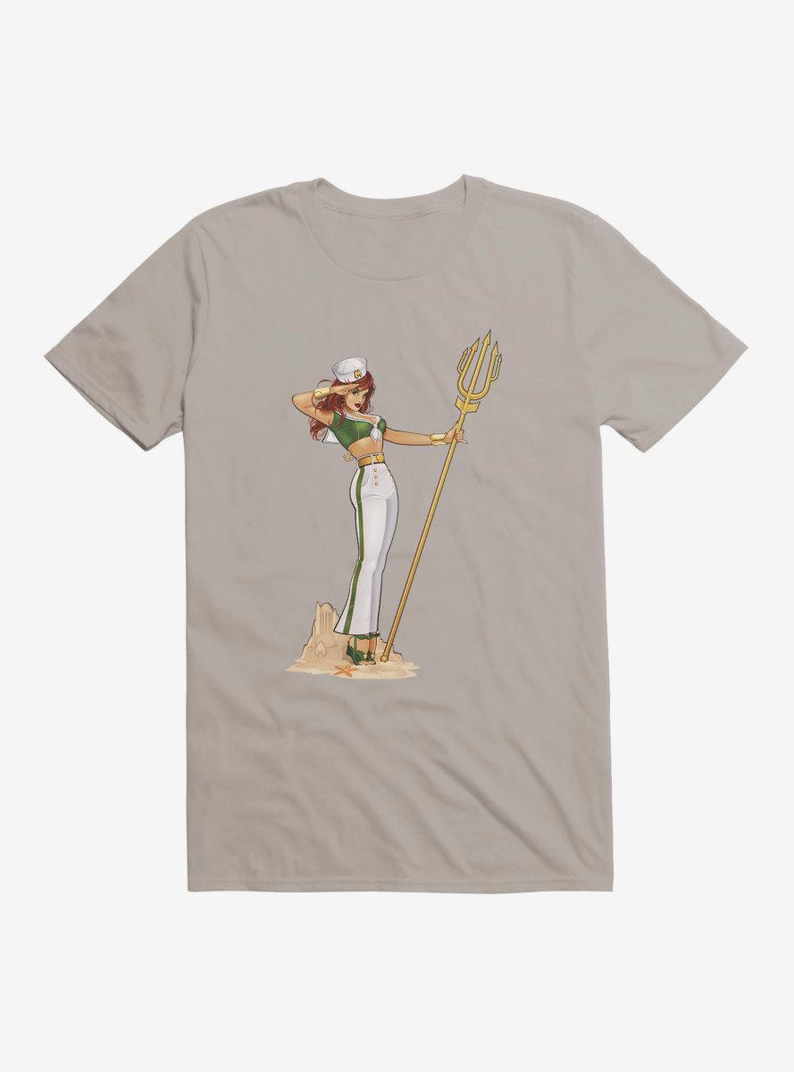 DC Comics Bombshells Nautical Mera T-Shirt