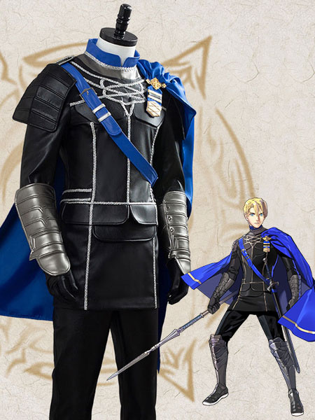 Milanoo Fire Emblem Three House Cosplay Dimitri Alexandre Blaiddyd Cosplay Costume Set