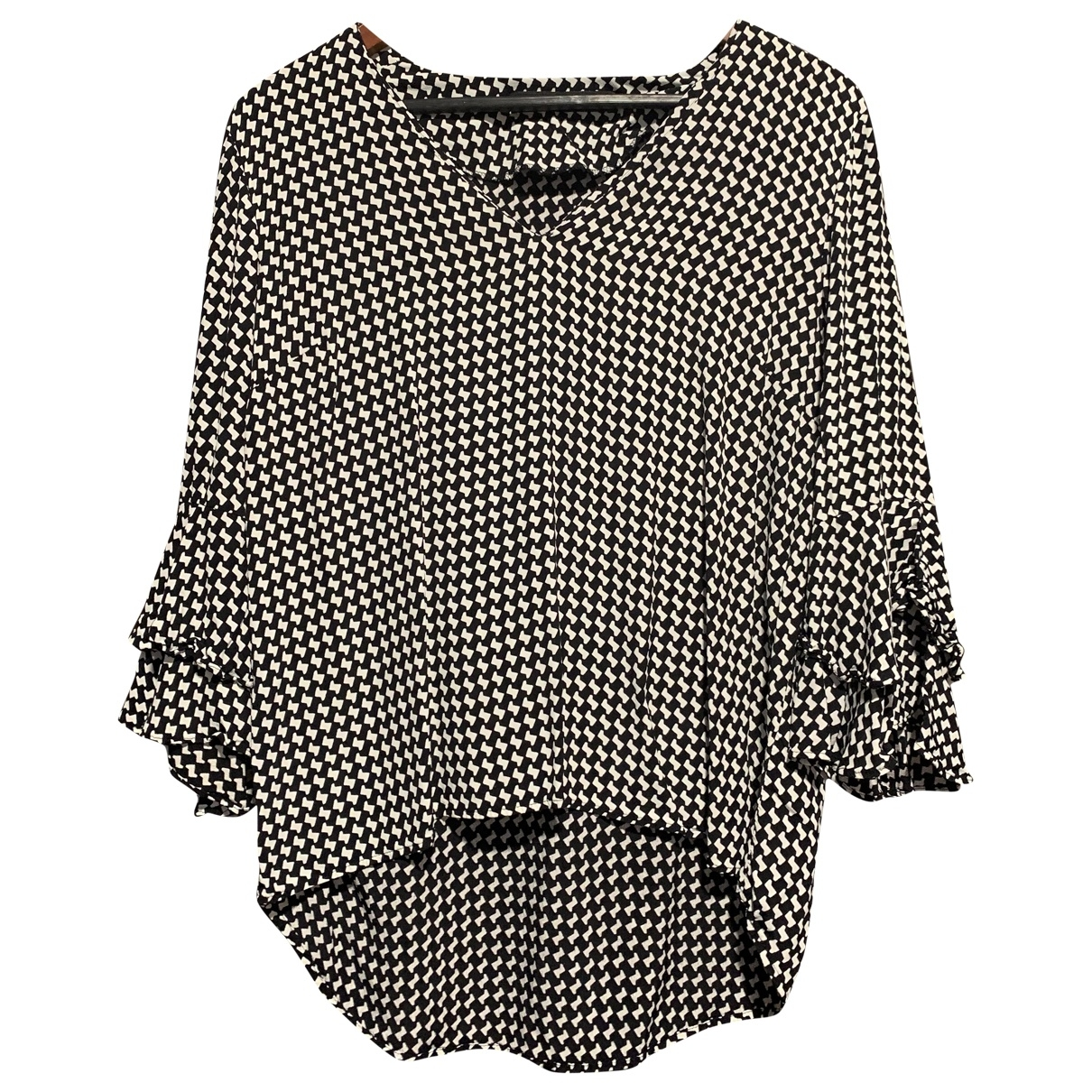 Zara \N Black  top for Women M International