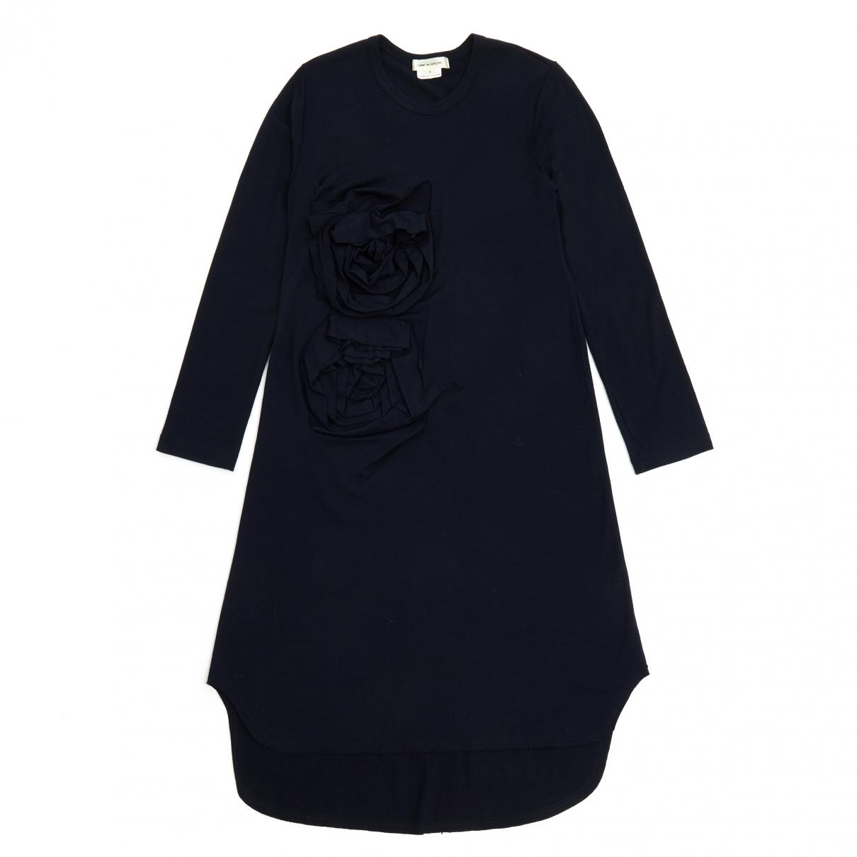 Comme Des Garcons \N Navy Wool dress for Women S International