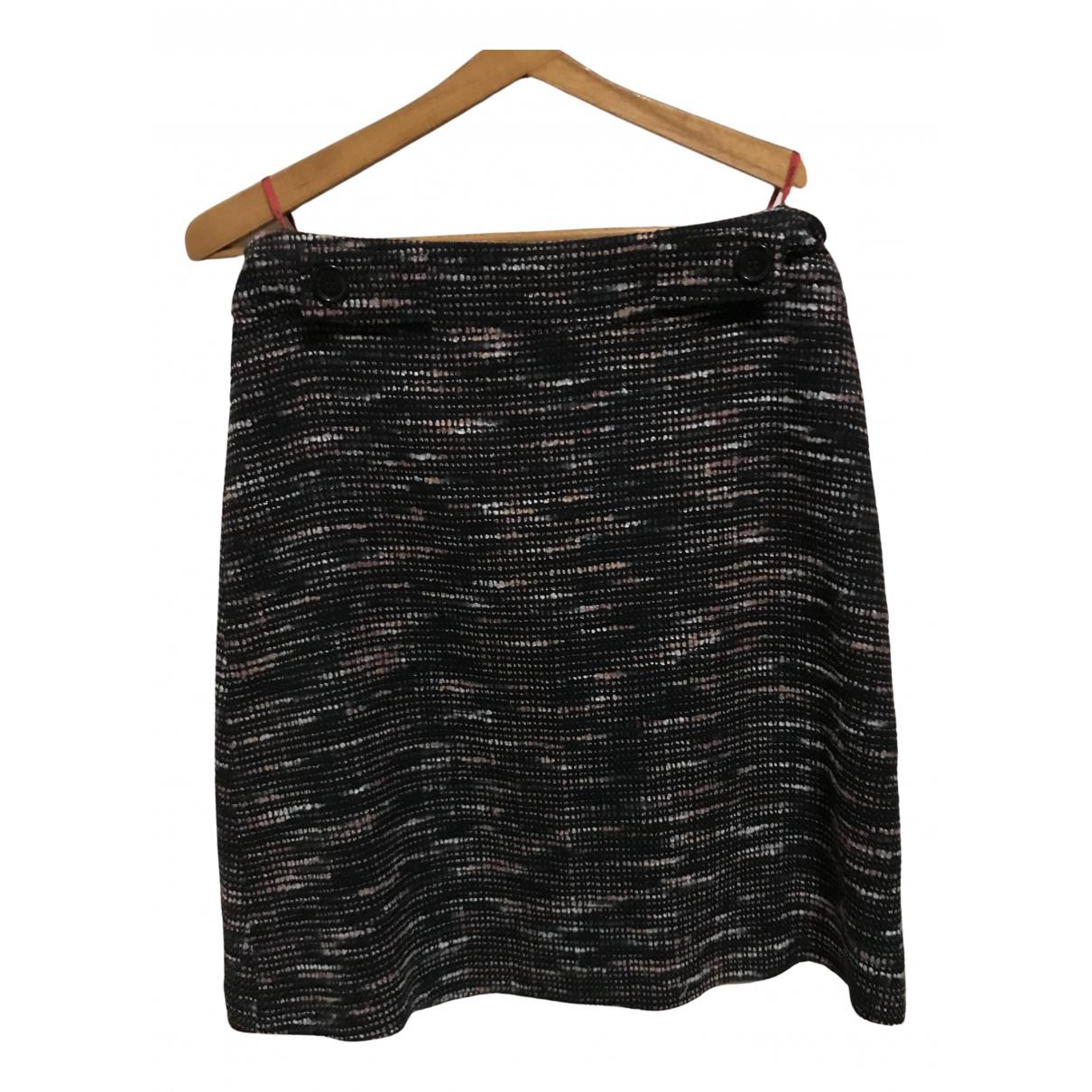 Hugo Boss N Multicolour Cashmere skirt for Women 10 UK