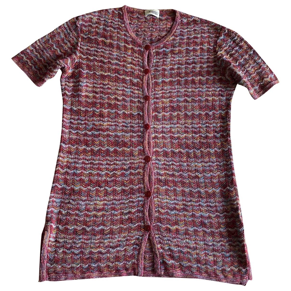 Missoni - Pull   pour femme en coton - multicolore