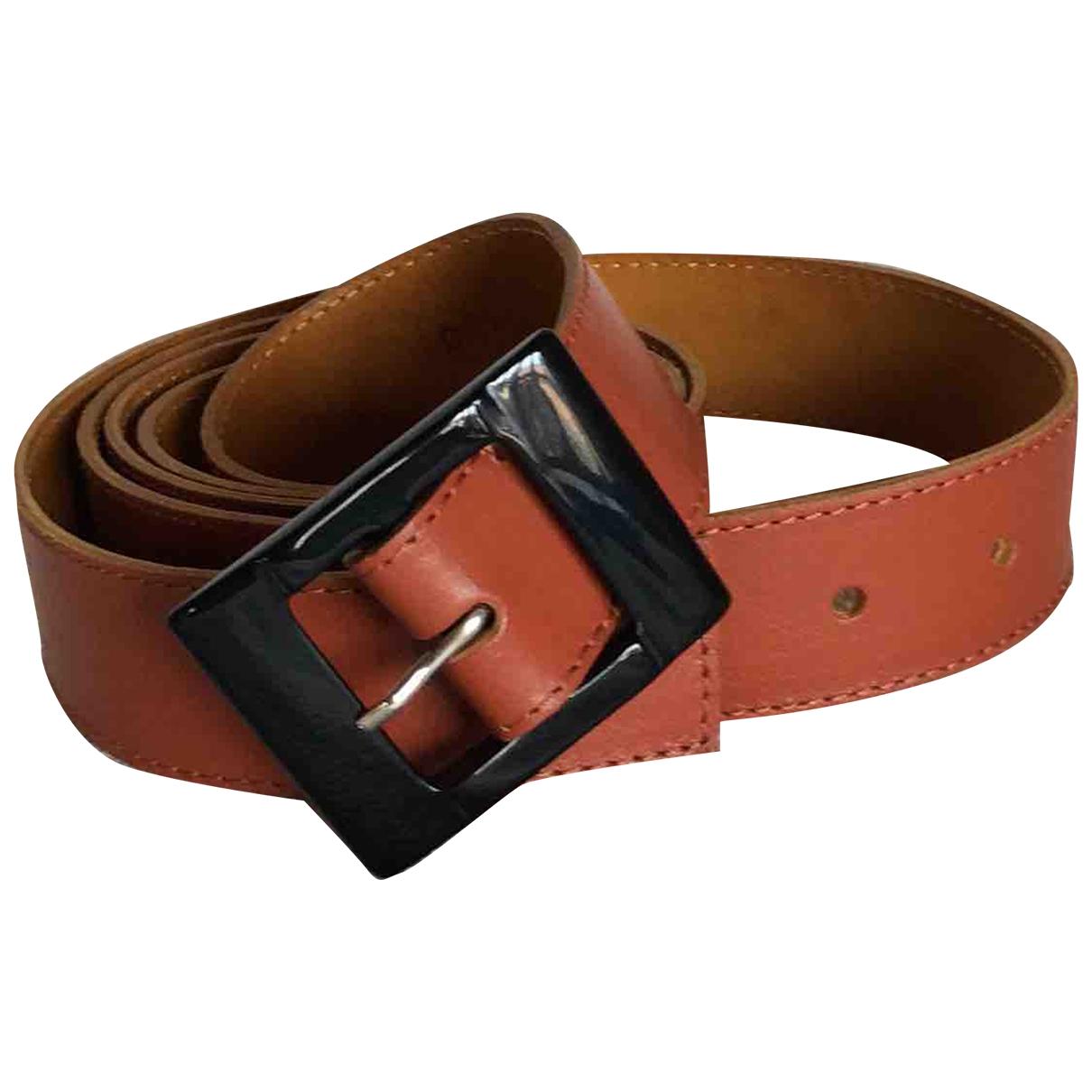 Cinturon de Cuero Marni For H&m