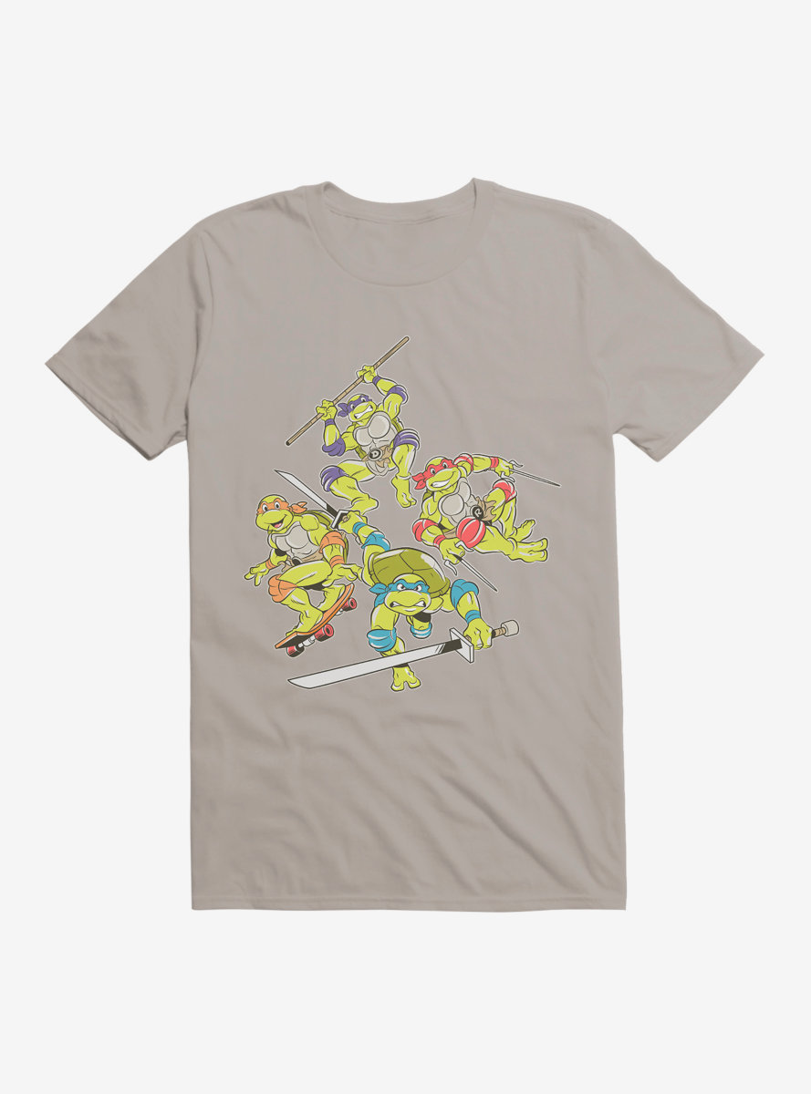 Teenage Mutant Ninja Turtles Combat Mode T-Shirt