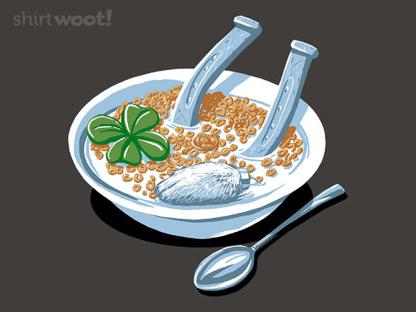 Lucky Cereal T Shirt