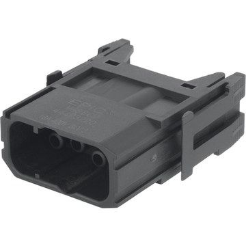 Lapp MHS Series Male Standard Module,8P, 8 Way, 2 Row, Rated At 16A, 400 V, For Use With Connectors, EPIC (10)