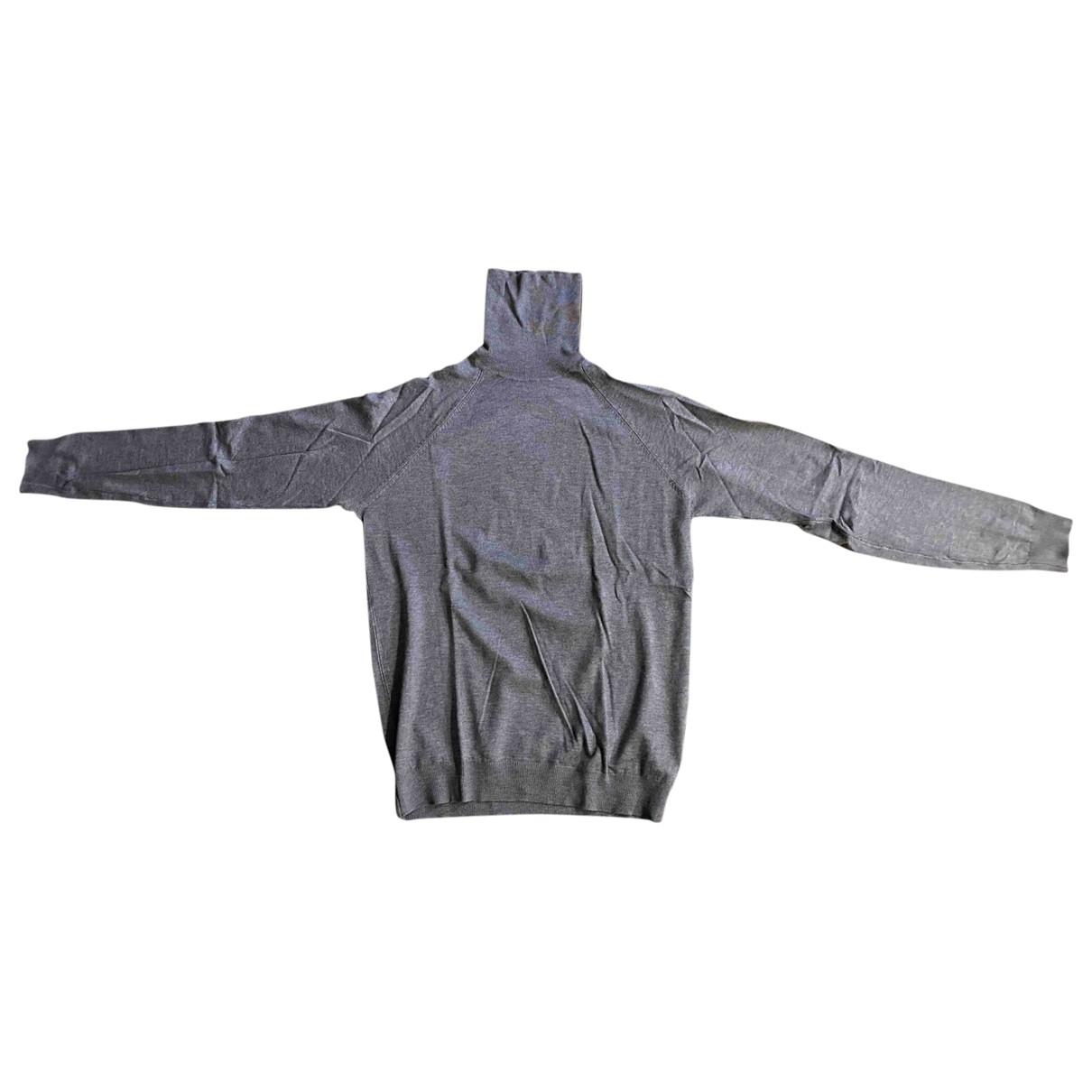 Zara \N Grey Cotton Knitwear & Sweatshirts for Men S International
