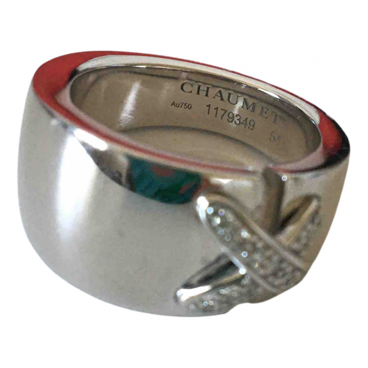 Chaumet Liens Ring in  Silber Weissgold