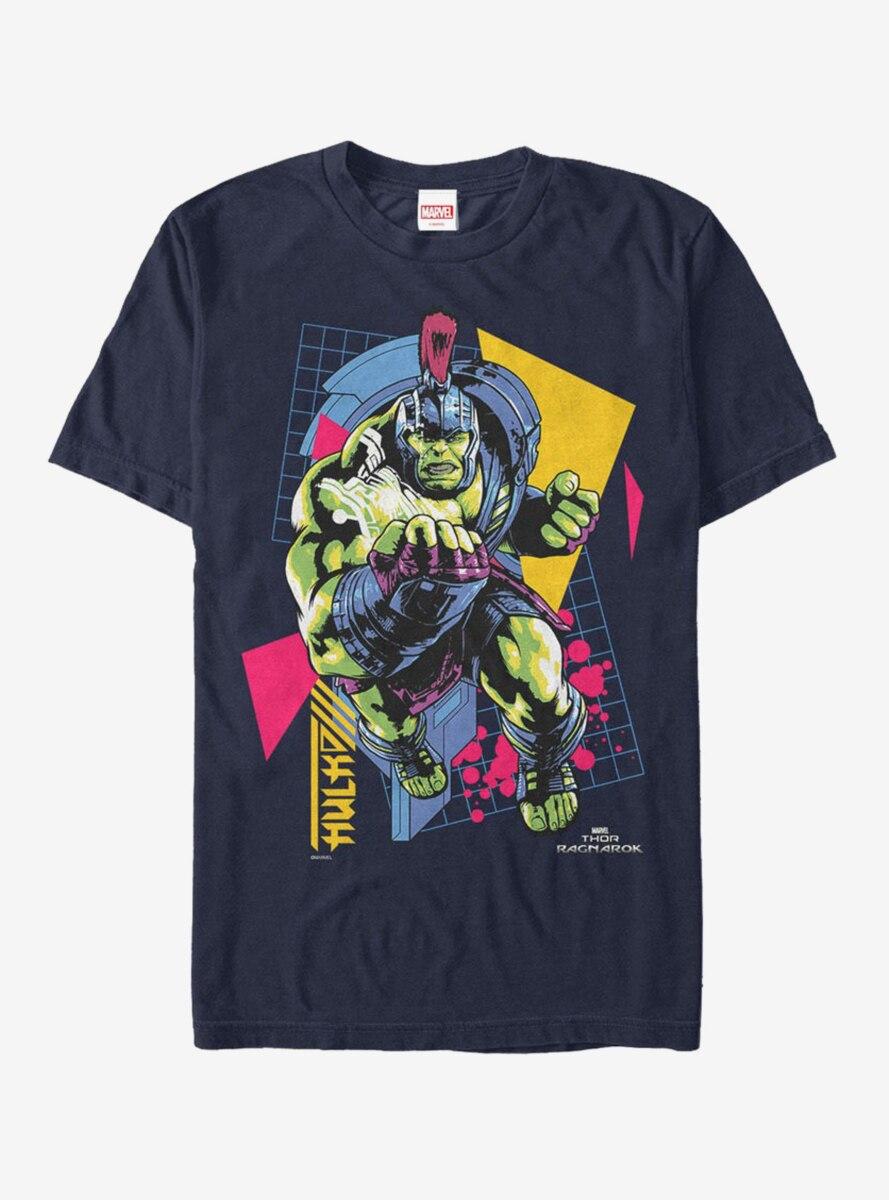 Marvel Thor: Ragnarok Hulk Retro T-Shirt
