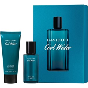 Davidoff Parfums pour hommes Cool Water Gift set Eau de Toilette Spray 40 ml + Shower Gel 75 ml 1 Stk.