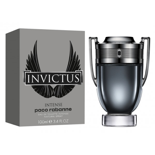 Invictus Intense - Paco Rabanne Eau de Toilette Intense Spray 50 ML