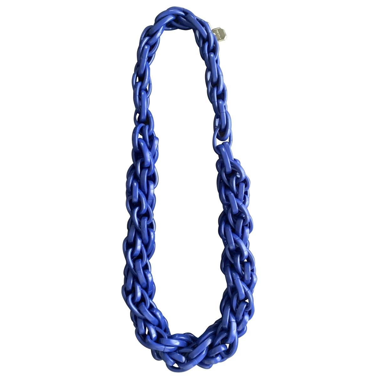 Uterque \N Kette in  Blau Kunststoff