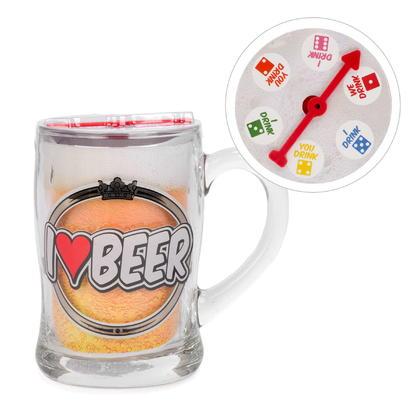 Beer Mug - I Love Beer 3X5