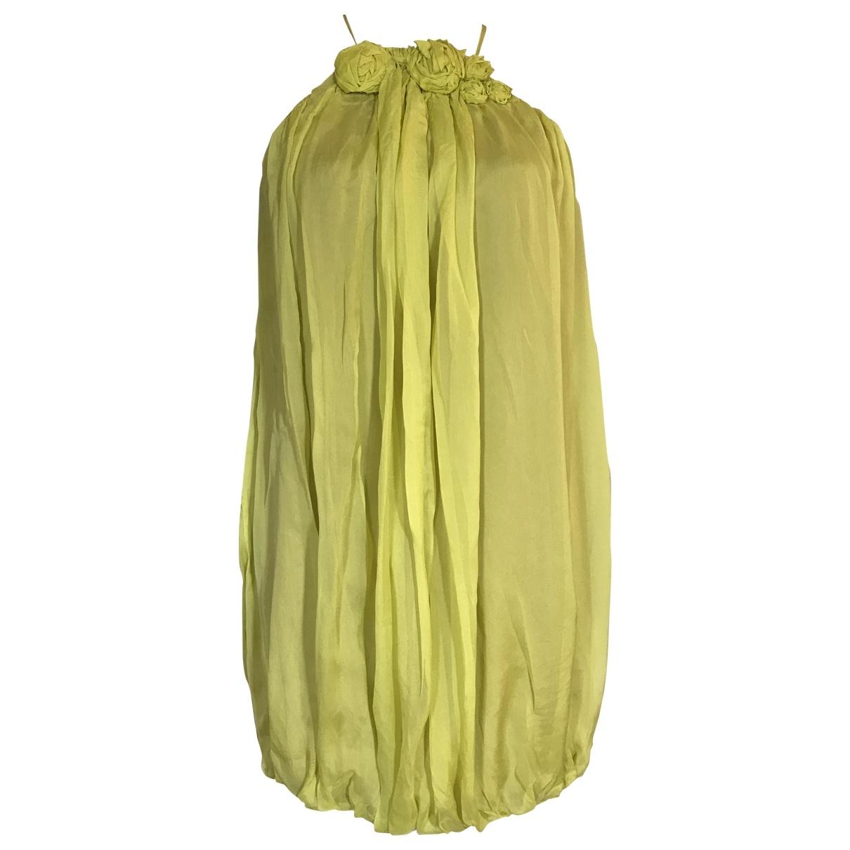 Zara - Robe   pour femme - vert