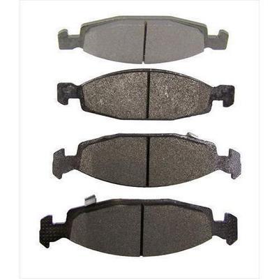 Crown Automotive Front Brake Pad Set - 5018592AA