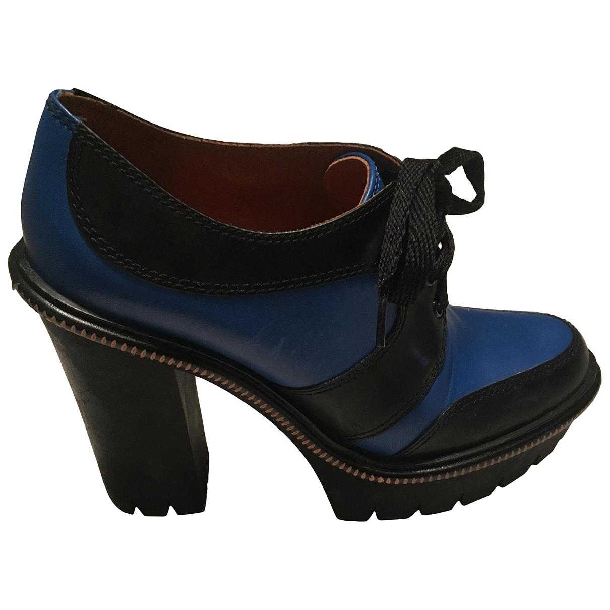 Marc Jacobs - Boots   pour femme en cuir - multicolore