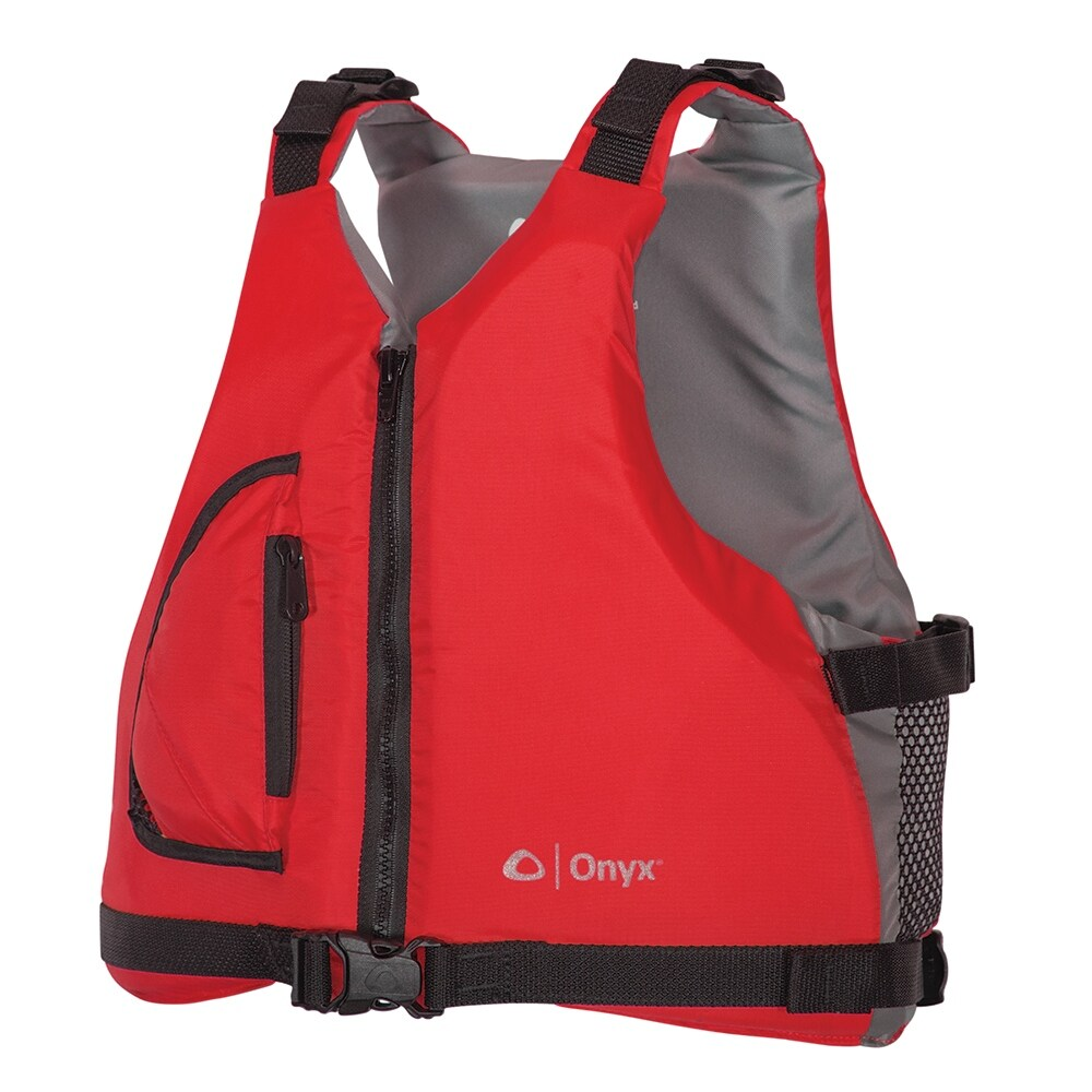 Onyx Youth Universal Paddle Vest - Red