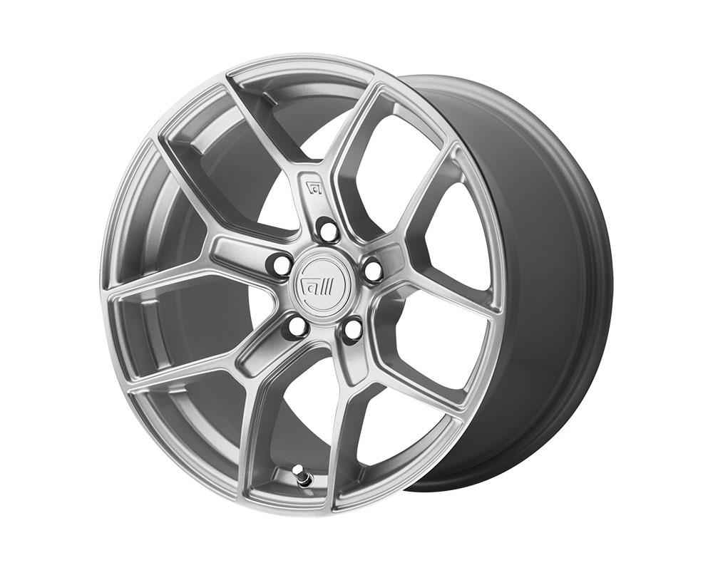 Motegi MR133 Wheel 18x9.5 5x5x112 +25mm Hyper Silver
