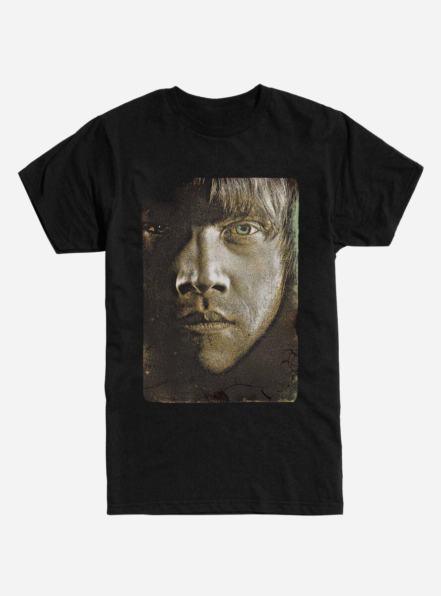 Harry Potter Ron Race T-Shirt