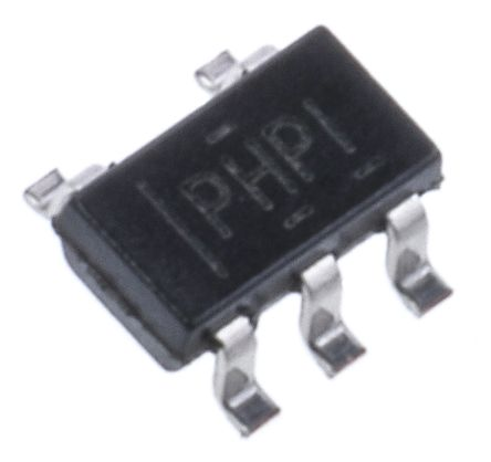 Texas Instruments TPS61041DBVR, Boost Converter, Step Up 250mA Adjustable, 1000 kHz 5-Pin, SOT-23 (5)