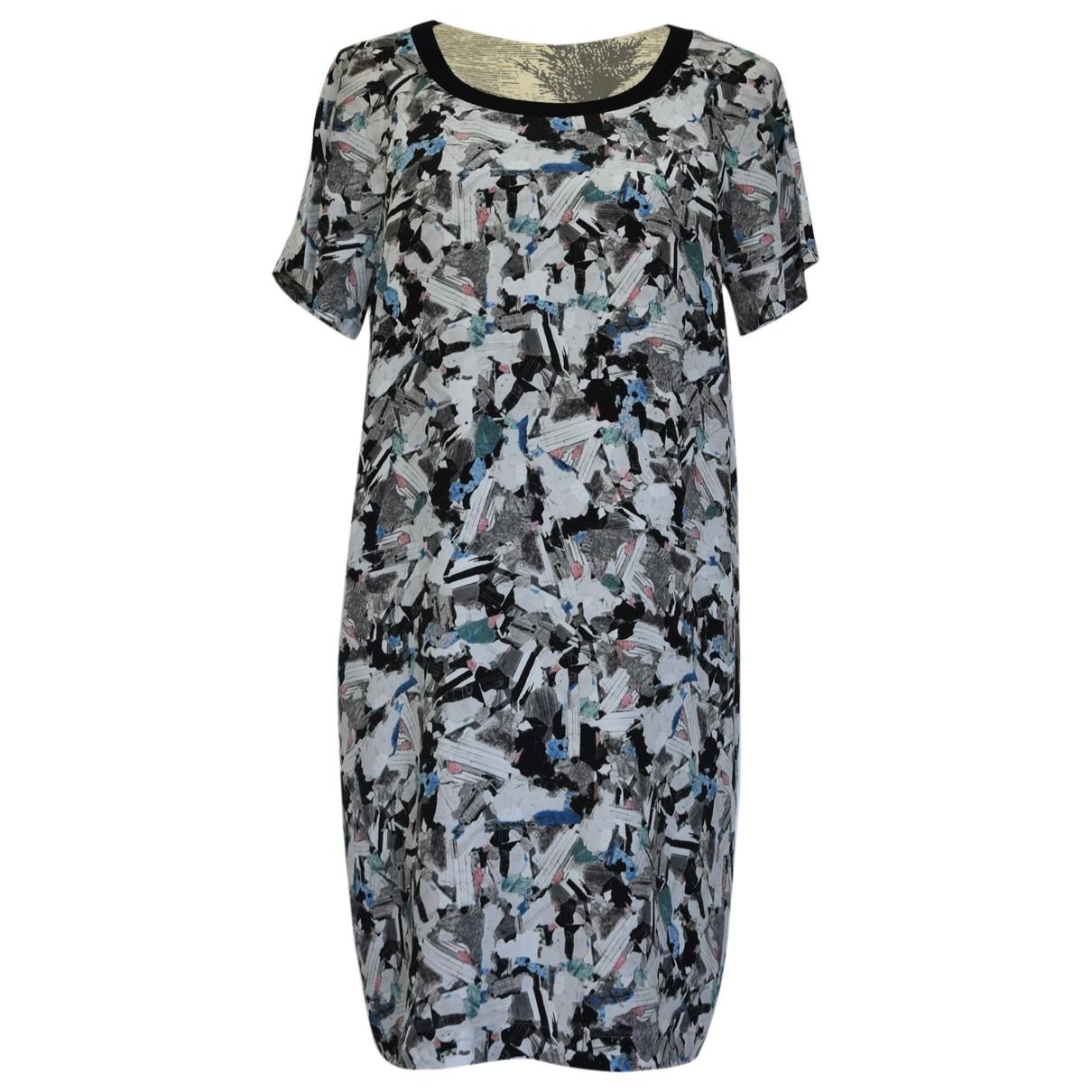 Mini vestido de Seda Comptoir Des Cotonniers