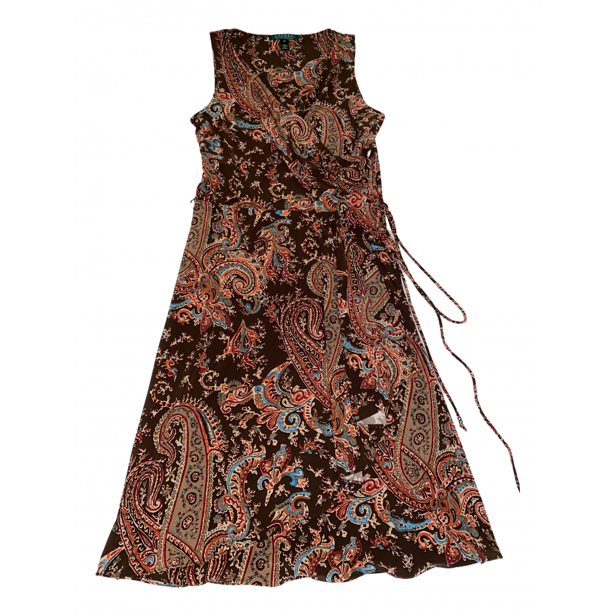 Lauren Ralph Lauren N Brown dress for Women XS International