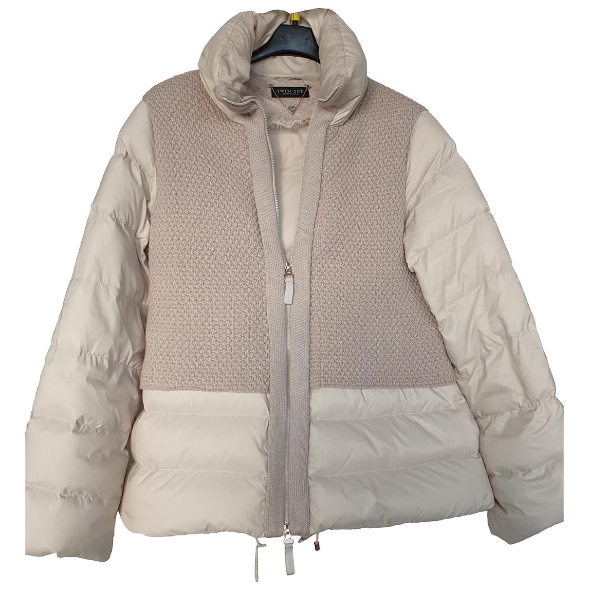 Twin Set \N Ecru coat for Women M International