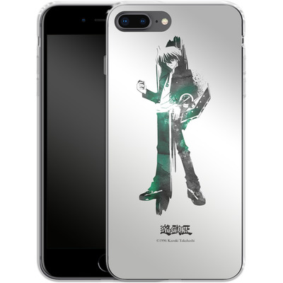 Apple iPhone 7 Plus Silikon Handyhuelle - Joey Wheeler von Yu-Gi-Oh!