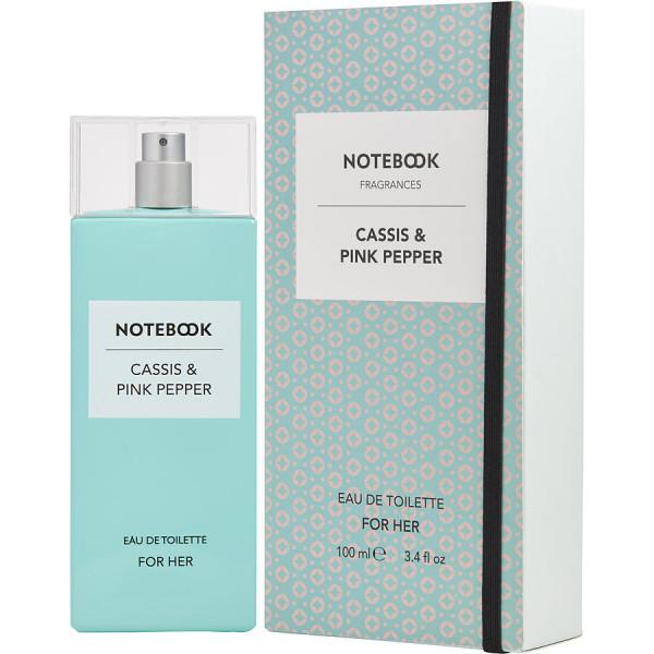 Notebook Cassis & Pink Pepper - Selectiva Eau de toilette en espray 100 ml