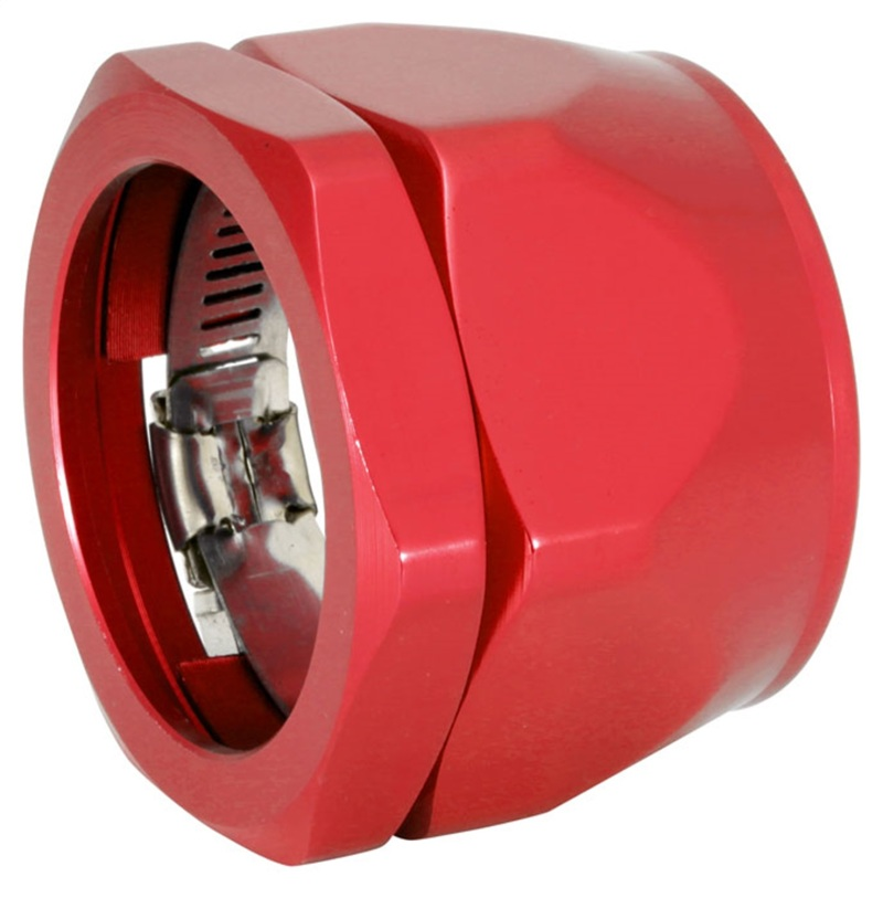 Spectre 5162 Magna-Clamp Hose Clamp 1-1/2in. - Red