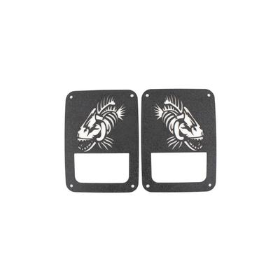 Fishbone Offroad FISHBONE Tail Light Covers - FB31043