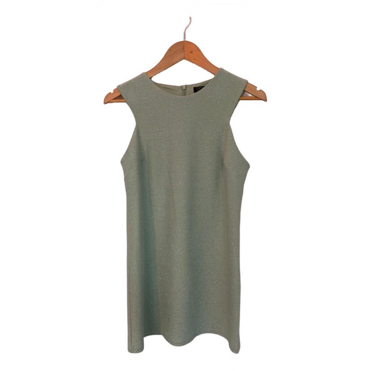 Topshop - Robe   pour femme - vert