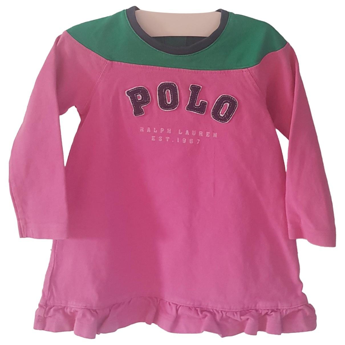 Vestido Polo Ralph Lauren