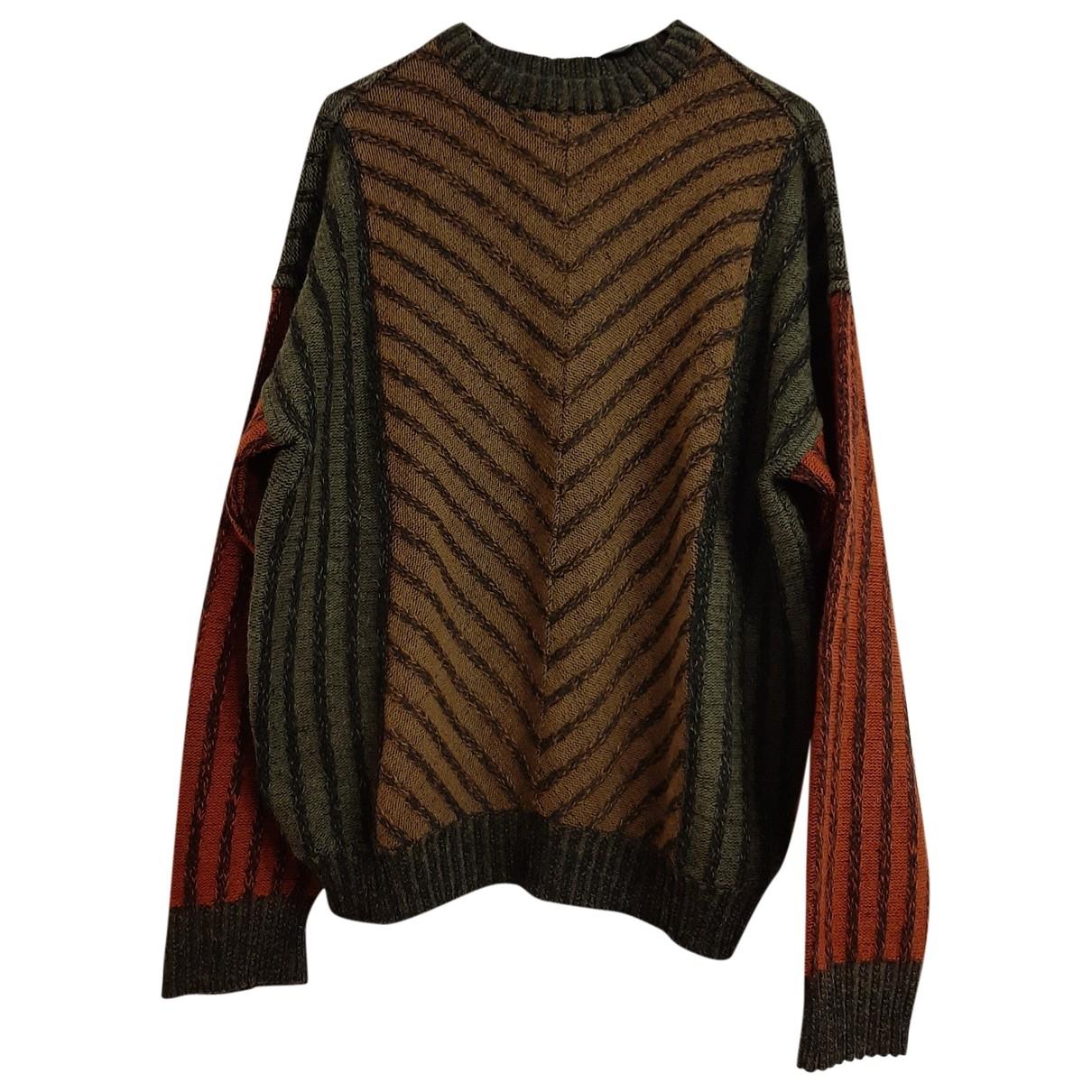 Pierre Balmain \N Pullover.Westen.Sweatshirts  in  Bunt Wolle