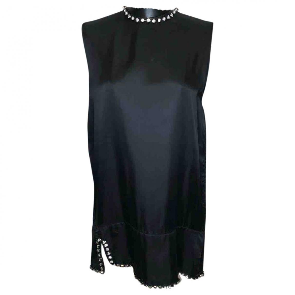 N°21 \N Black  top for Women 38 IT