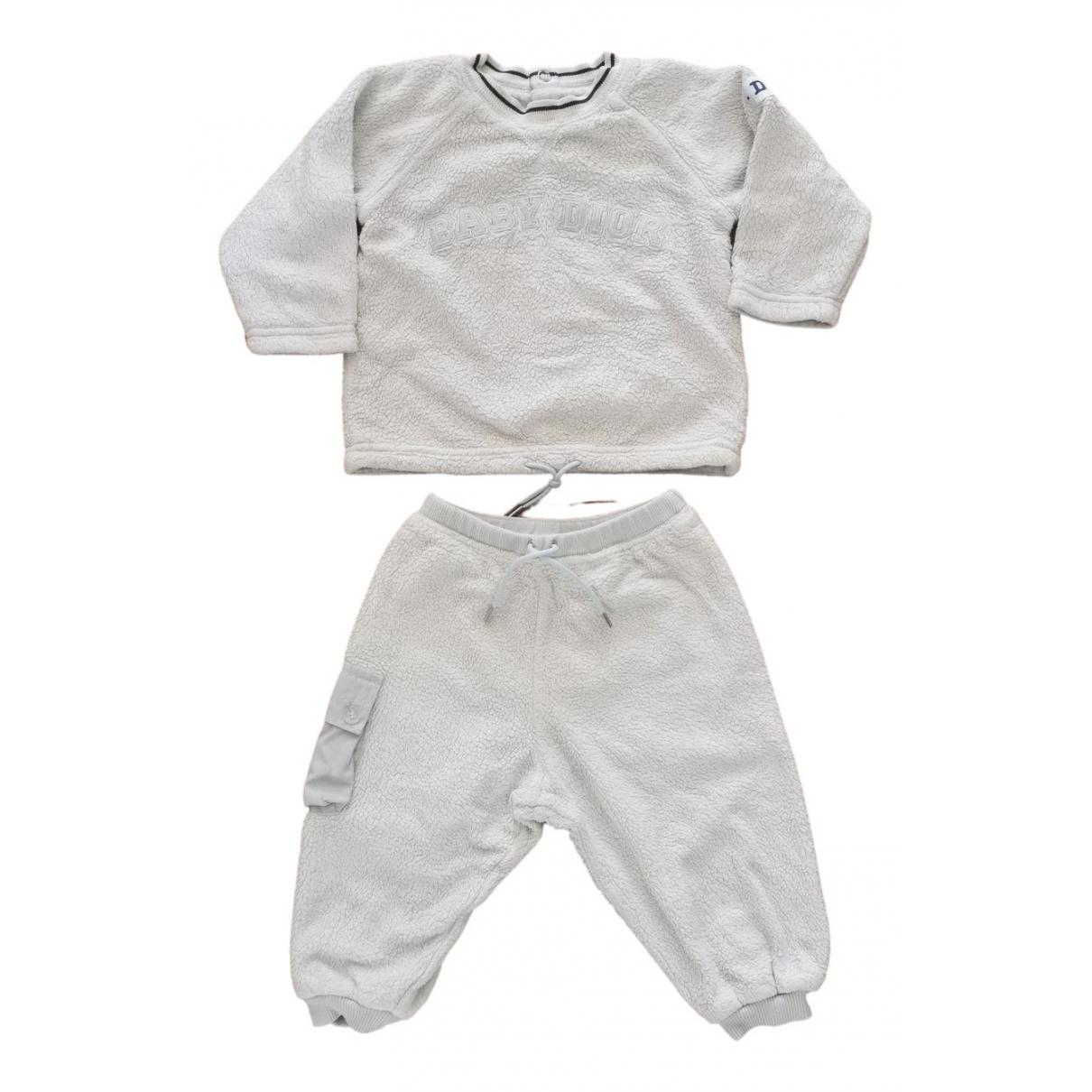 Baby Dior - Les ensembles   pour enfant en coton - bleu