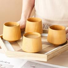 1pc Wooden Water Cup